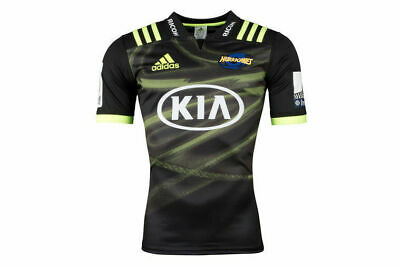 Hurricanes 2018 Adidas Super Rugby Alternate/Away Jersey Sizes S-3XL!