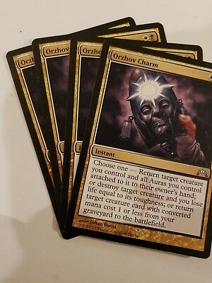 Mtg Individual Cards 4x Orzhov Charm Gatecrash Mtg Gold Instant Unc Piratescape Co Il The gathering, dungeons & dragons, warhammer. piratescape co il