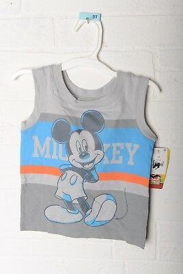 Mickey Mouse toddler Tank Top shirt Disney Summer Clubhouse Cool 12 M