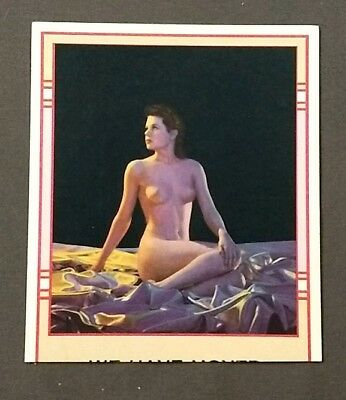 VINTAGE 1940-1950's PIN-UP/CHEESECAKE ART INK BLOTTER WITHOUT AD