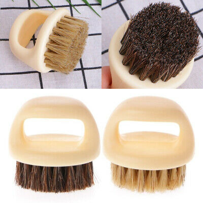1x Auto Detailing Car Brush Car Auto Care Hard and Soft Bristle For Leather Seat
