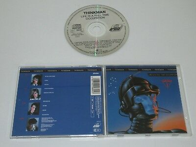 Thinkman/LIFE IS A Full Time OCCUPAZIONE (Ariola 258 894) CD ALBUM