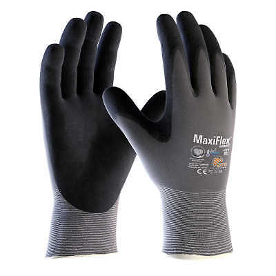 ATG MaxiFlex Ultimate AD-APT Grip Gloves - 42-874