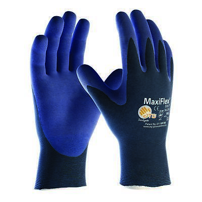 ATG MaxiFlex Elite Lightweight Grip Gloves - 34-274