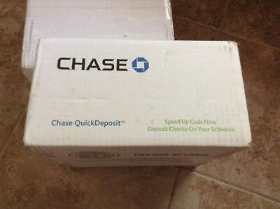 PANINI I-Deal Single Check Banking Scanner IDEAL Chase Bank