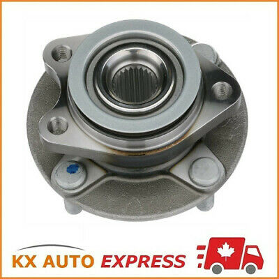 FRONT Wheel Hub & Bearing Assembly fits Left or Right Side for Nissan Cube