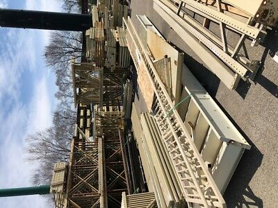 Price Reduced Used Steel Stairs