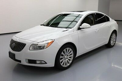 Buick Regal  Texas Direct Auto 2012 Used 2.4L I4 16V Automatic FWD Sedan OnStar