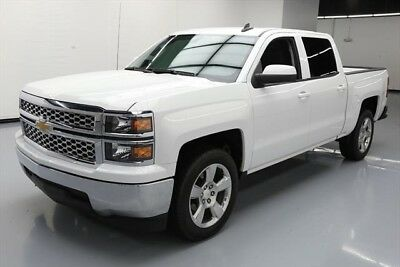 Chevrolet Silverado 1500 4x2 LT 4dr Crew Cab 5.8 ft. SB Texas Direct Auto 2015 4x2 LT 4dr Crew Cab 5.8 ft. SB Used 5.3L V8 16V Automatic