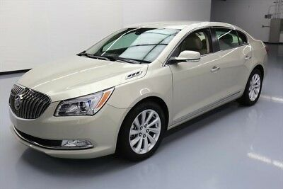Buick Lacrosse Leather Texas Direct Auto 2015 Leather Used 3.6L V6 24V Automatic FWD Sedan Bose OnStar