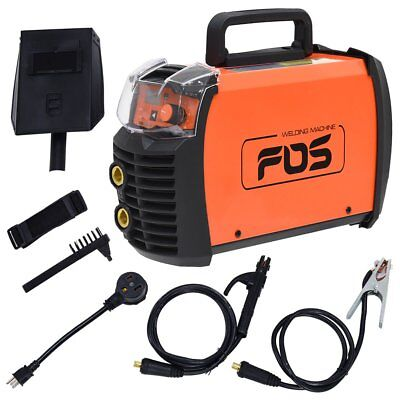 Goplus MMA TIG ARC IGBT Welding Machine 200 AMP 110/220V DC Inverter Welder