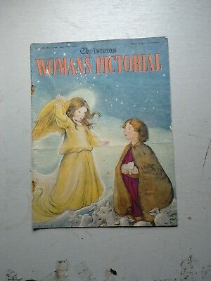 Womans Pictorial  Christmas Issue Dec 16 1944