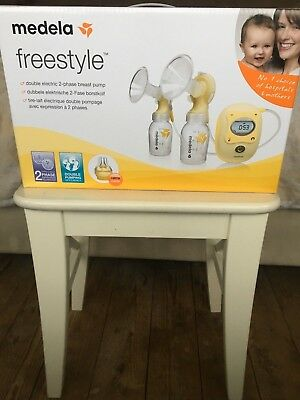 Medela Freestyle Brand New in sealed box