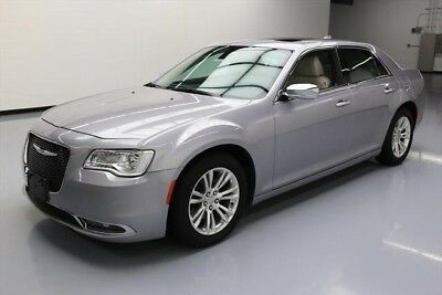 Chrysler 300 Series C Texas Direct Auto 2017 C Used 3.6L V6 24V RWD Sedan Moonroof