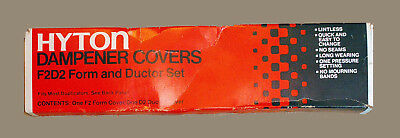 Hyton F2D2 Dampener Form and Ductor Covers - N.O.S.