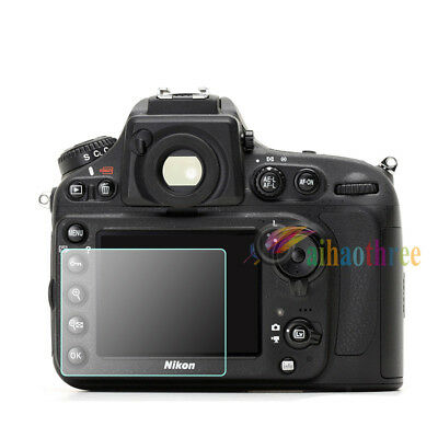 2Pcs Electrostatic Anti-Scratch LCD Screen Protector Cover Skin For Nikon D800