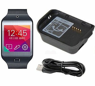 New Charging Cradle Smart Watch Charger Dock For Samsung Galaxy Gear 2 Neo R381