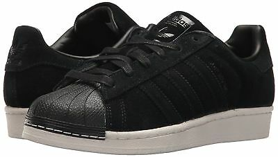 Superstar Black Shell Suede Bz0201 NewMen's Sneakers Shoes Adidas Toe Cream uXOkiPZ