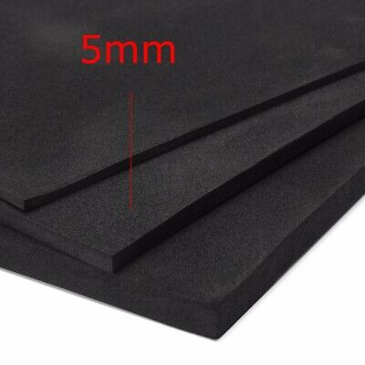 2Pcs 5mm High Density Foam ESD Antistatic Conductive Pin Insertion 200mmx200mm