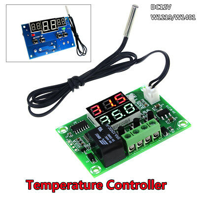 Digital Diaplay Thermostat Temperature Control Switch Sensor Module Thermostat
