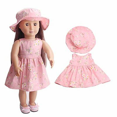 "American girl doll clothes accessories ,2018 summer 18"" inch doll clothes ,"
