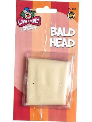 Bald, Skin Head, Fancy Dress, Comedy, Unisex