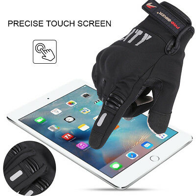 Motorcycle Bike gloves racing moto motocross motorbike gloves touch screen glove