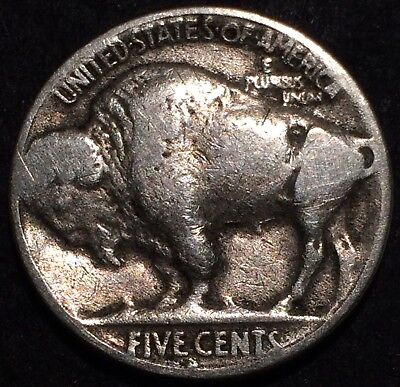 1926 S buffalo nickel #889 U.S. Mint San Francisco