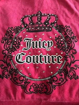 Juicy Couture Girls Tracksuit Top
