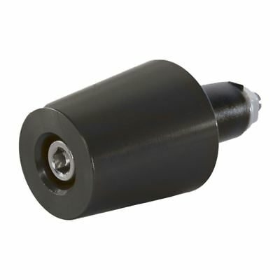 Oxford OX187 Motorcycle Motorbike Anodised Bar Ends 3 -Black With Hex Key