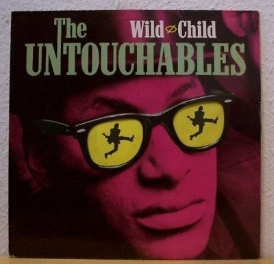 (o) The Untouchables - Wild Child (Gimmickcover) [EX/EX]