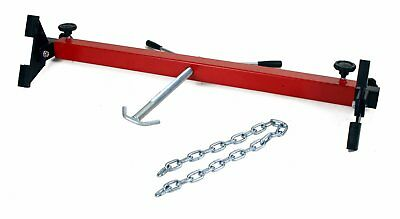 Dragway Tools 660lb Engine Support Bar for Transverse Transmission & Transaxle