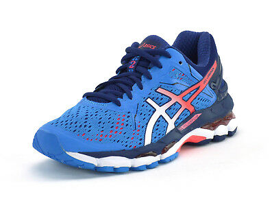 cute on feet shots of new products for ASICS GEL LUMINUS 2 - Womens Running Trainers - T67Uq 4320 ...