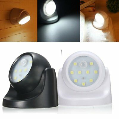 360° Security Led Light Battery Operated Indoor Outdoor Garden Motion Sensor