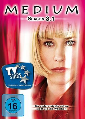 Medium. Season.3/1, 3 DVDs (Multibox)