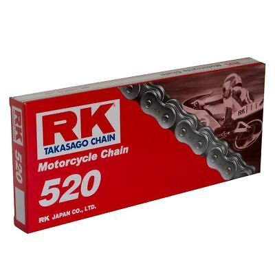 RK 520 Motorcycle Drive Chain 116 Links to fit Yamaha WR250 ZE 1993