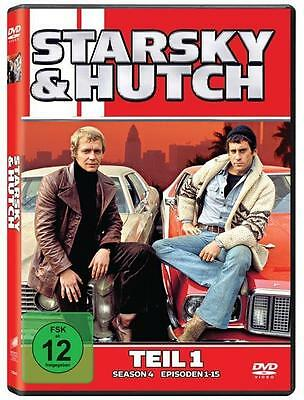 Starsky & Hutch - Season 4 Vol.1 - 3 Discs
