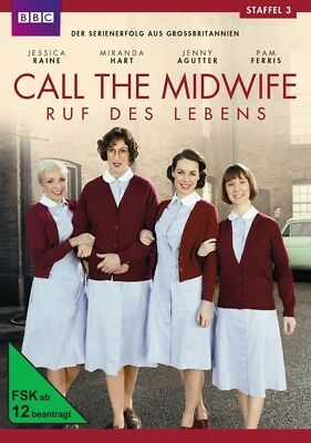Call the Midwife. Staffel.3, DVDs