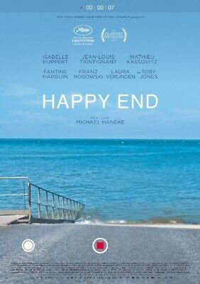 Happy End, 1 DVD