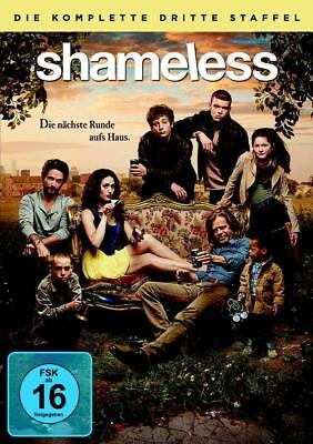 Shameless. Staffel.3, 3 DVDs