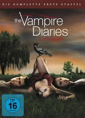 The Vampire Diaries. Staffel.1, 6 DVDs