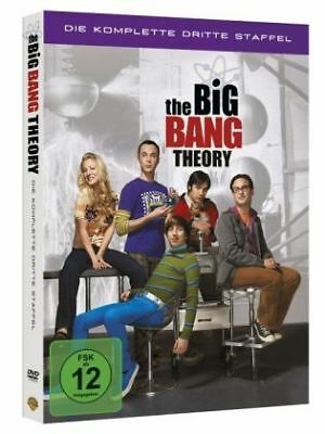 The Big Bang Theory. Staffel.3, 3 DVDs
