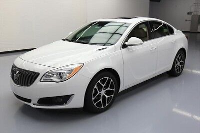 Buick Regal Sport Touring Texas Direct Auto 2017 Sport Touring Used Turbo 2L I4 16V Automatic FWD Sedan