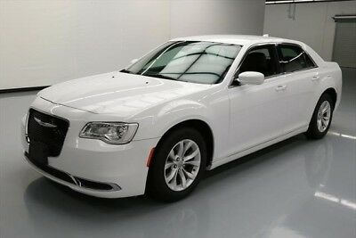 Chrysler 300 Series Limited Texas Direct Auto 2015 Limited Used 3.6L V6 24V Automatic RWD Sedan
