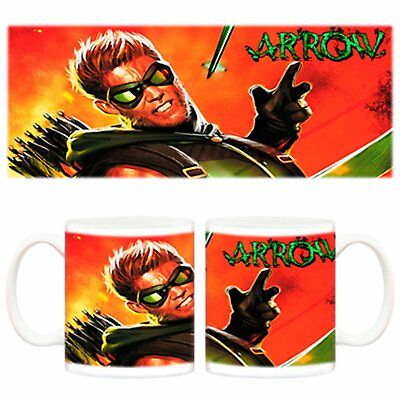 Taza Green Arrow comic personaje