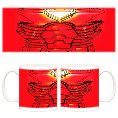 Taza traje Iron Man
