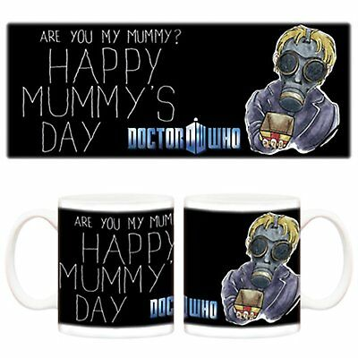 Taza Día de la madre Doctor Who Are you my mummy Happy Mummy`s Day