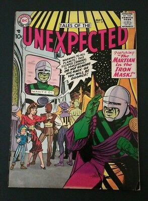 Tales of the Unexpected Issue #25 ( DC COMICS 1958 ) VG/FN
