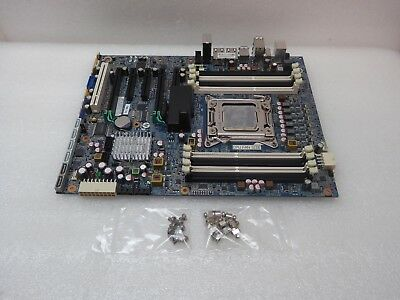 HP Intel LGA2011 v2 DDR3 Z620 Workstation 618264-002 708614-001 Motherboard