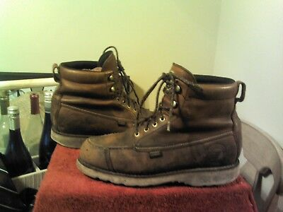 9caa5601f5c IRISH SETTER RED Wing 838 WINGSHOOTER Men's Leather Boots Size 10D  Waterproof